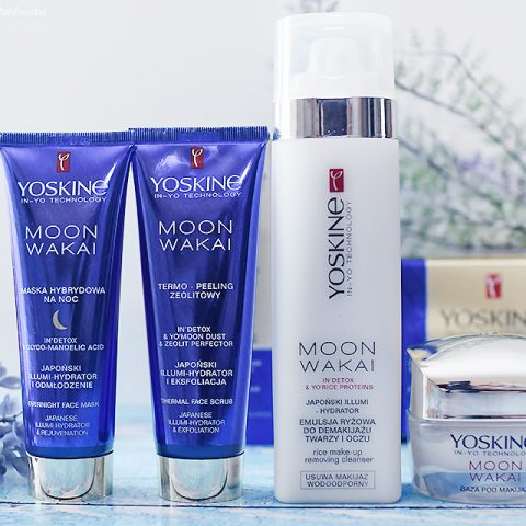 Moon Wakai – lys og ung look med Yoskine